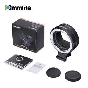 Image 5 - CVM EF NZ elektronicznych soczewki af do montażu na adapter do canona EF/EF S obiektywu, aby używać do Z firmy Nikon do montażu kamery lustra