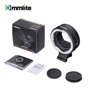 Image 5 - CVM EF NZ nikon z 마운트 미러리스 카메라 용 캐논 ef/EF S 렌즈 용 전자식 af 렌즈 마운트 어댑터