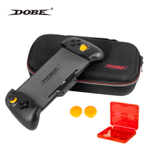 For Nintendo Switch Gamepad Controller Handheld Grip Double Motor Vibration Built-in 6-Axis Gyro Design Joycon with Storage Bag