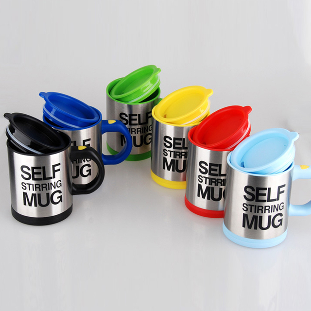 Automatic Coffee Mixing Cup 6