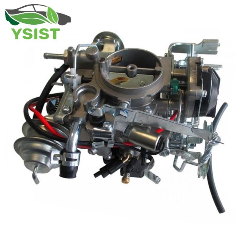 21100 11850 New CARBURETOR ASSEMBLY 2110011850 for TOYOTA 2E Engine OEM quality FUEL SUPPLY AUTO CAR Carburetors     - title=