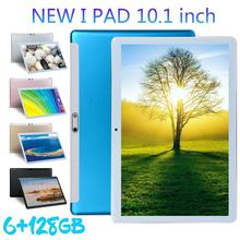 2020 New 6GB+128GB 3G/4g LET Tablet PC 10.1 Inch Android 8.0 Smartphone