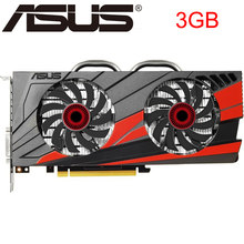 ASUS Video Card GTX 1060 3GB 192Bit GDDR5 Original Graphics Cards for nVIDIA VGA Cards Geforce GTX1060 Used 1050 TI 750 960 950(China)