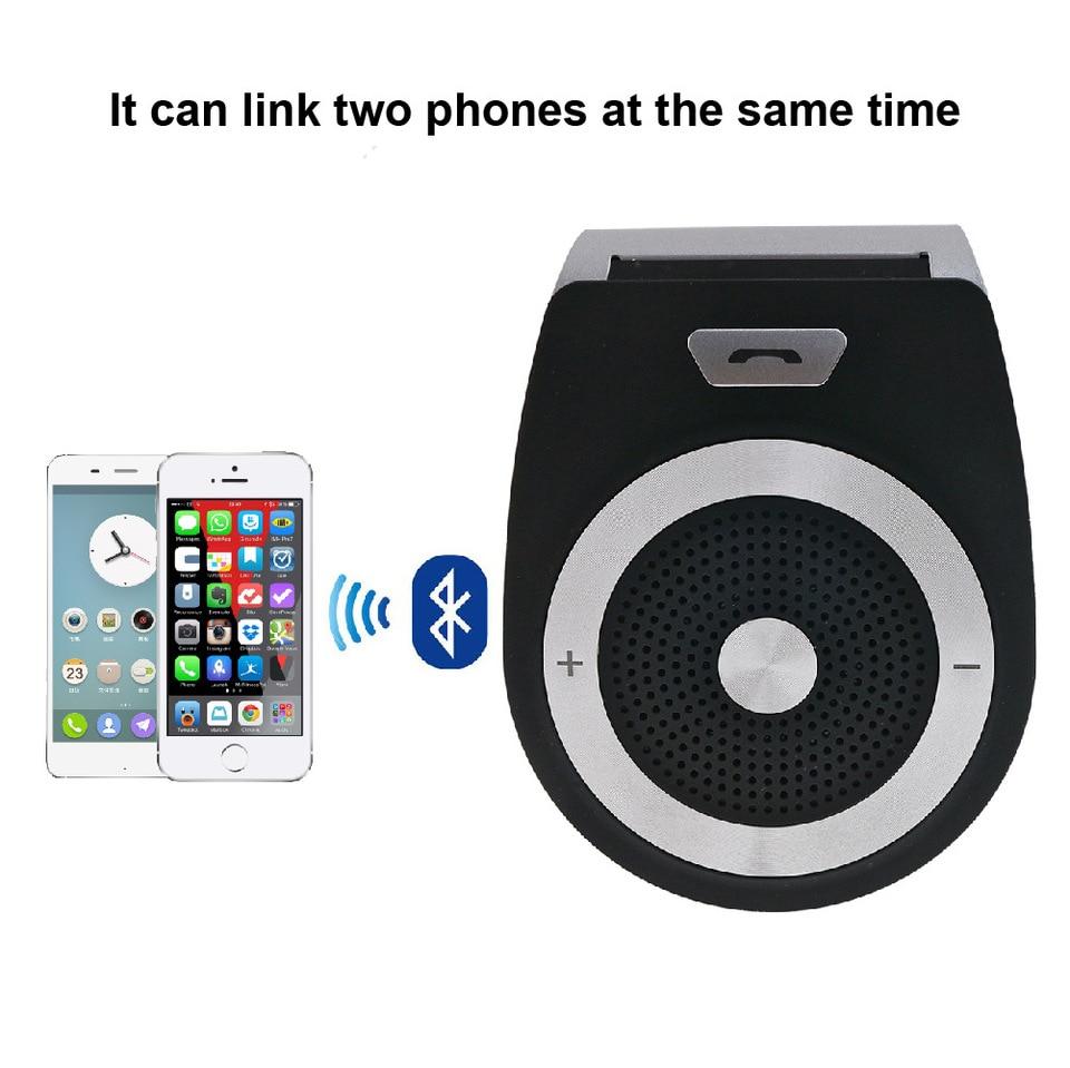 10pcs Car Bluetooth Handsfree Kit Audio Receiver For Phone Calls Auto Bluetooth Speaker High Quality Aux Usb Bloototh Bluetooth Car Kit Aliexpress