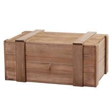 Китайский креативный винтажный орнамент Большая деревянная коробка
