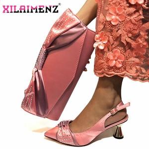 Image 4 - Nouveauté ensemble chaussures et sacs assortis