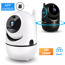 IP Camera Original 1080P Cloud HD WiFi Auto Tracking Camera Baby Monitor Night Vision Security Home Surveillance wifi Camera