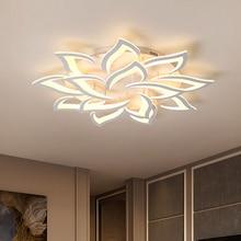 Lampe décoratif dintérieur, lumière à intensité réglable, luminaire décoratif, idéal pour un salon, une salle à manger, une chambre à coucher ou un Restaurant, plafond moderne à LEDs lumières
