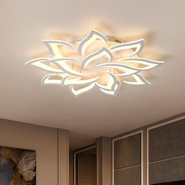 Luminárias modernas de teto com led, sala de jantar, decoração de casa, para quarto, restaurante, iluminação, regulável, lustre