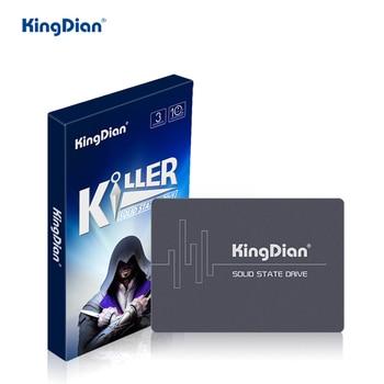 KingDian 120GB 1TB SSD 2.5 SATAIII SSD 240GB 500GB SATA3 SSD HDD Internal Solid State Hard Drive For Desktop Laptop PC
