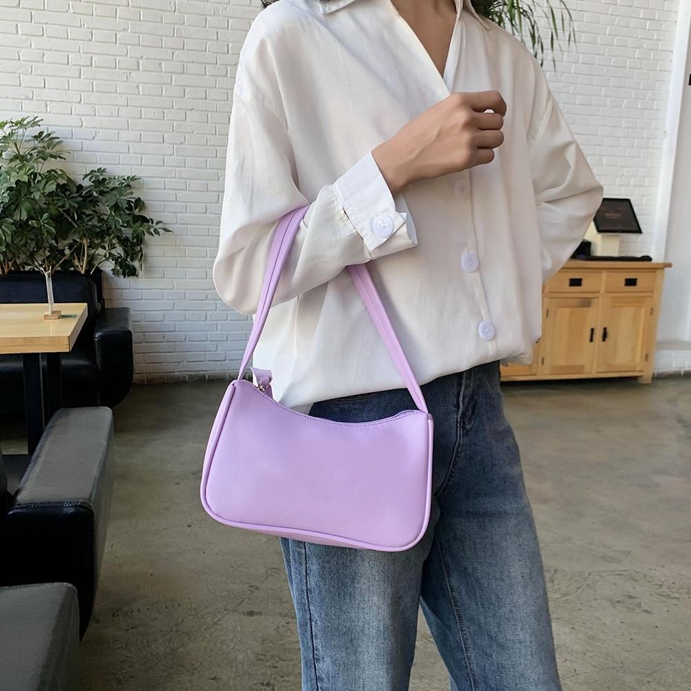 Ретро чанти за жени дамски модни - Дамски чанти - Снимка 2