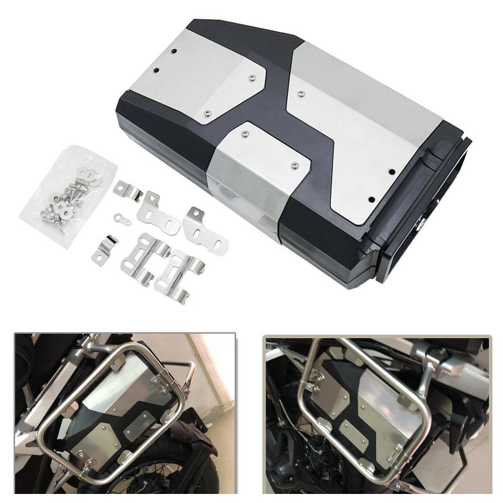 Support latéral léger utiliser boîte à outils Durable robuste dur transporter organisateur de stockage Portable en aluminium décoratif pour R1200GS