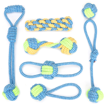 Dog Toy Pack for Small Medium Dogs Pet Chew Toy for Large Dogs 1