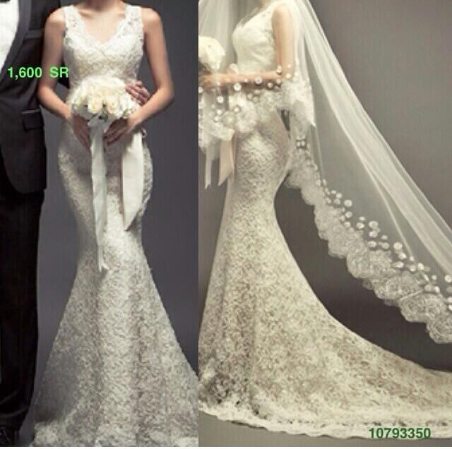 Imitated Silk And Lace Mermaid Saudi Arabia Plus Vestido De Noiva Vestido De Novia Bridal Gown 2018 Mother Of The Bride Dresses