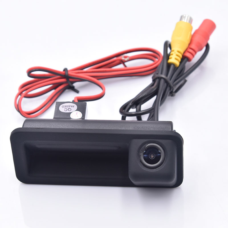 Rear View Camera 2C 3C Sedan Trunk Handle Rear Camera For Land Rover Range Rover Freelander 2 Ford Focus Rear View Camera Car