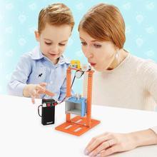 diy electronic kit set Assembled Toy for stem education Set Ferris wheel / robot / mars rover / elevator / wind car / Filter