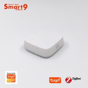 Image 5 - Smart9 Smarthome DIY Kit A, ZigBee PIR + Door + Temperature Sensor working with TuYa ZigBee Hub Smart Life App Powered by TuYa