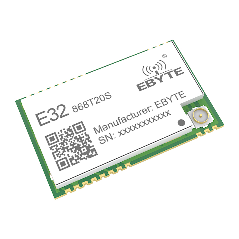 Image 3 - SX1276 868MHz 100mW 20 dBm SMD TTL E32 868T20S ebyte Wireless Transceiver Long Range 3km LoRa IPEX Transmitter and Receiver-in Fixed Wireless Terminals from Cellphones & Telecommunications
