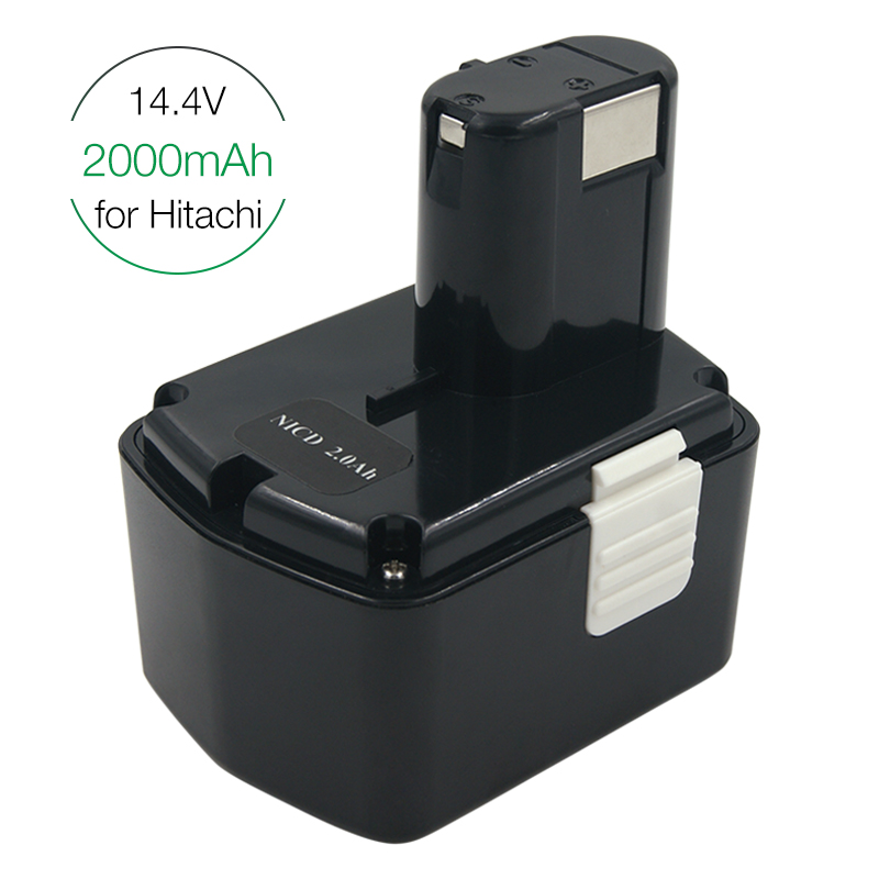 EB1412S EB1414S запасная батарея 14,4 в 2000 мАч Ni CD батарея для Hitachi беспроводные электроинструменты EB1414 EB1426H DS14DVF2 DS14DFL Перезаряжаемые батареи      АлиЭкспресс