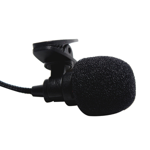 Image 5 - 3.5mm Jack Lavalier Microphone Mini Portable Microphone Universial Clip On for Lecture Teaching Conference Guide Studio Mic