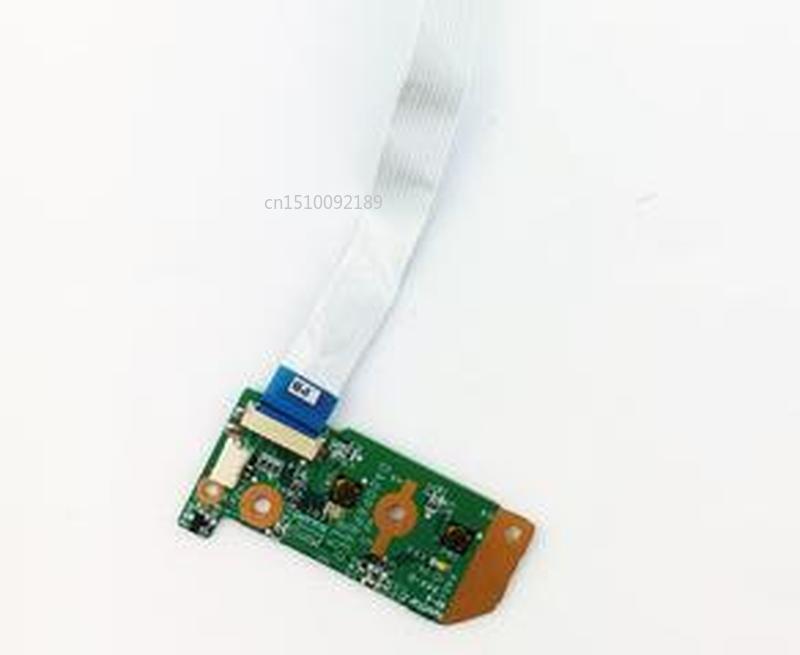 Original For HP Compaq CQ61 CQ71 G61 G71 Series Power Button Switch Board DA00P6PB6E0 330P6PB0000 Free Shipping