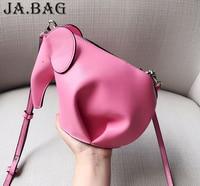 2019 Mini Elephant Messenger Bags,Luxury Handbags Women Bags Designer Zipper Shoulder Bags,Leather Crossbody Bag For Ladies