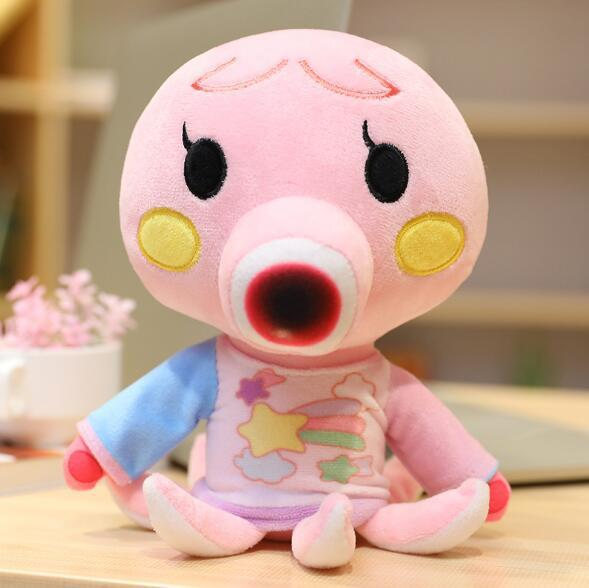 Animal Crossing Marina Chrissy Bunnie Porter Tasha Plush Toys Doll Gift Package