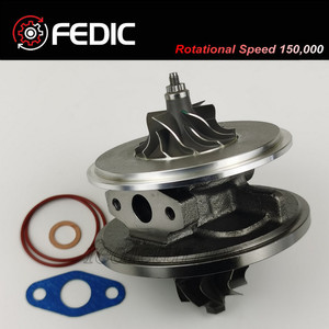 Image 1 - Turbo cartridge GT1749V CHRA 713673 454232 0002 454232 0006 Turbo charger for Audi Ford Seat Skoda 1.9 TDI 81Kw 85Kw AUY AJM ASV
