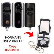 Hormann HSE2-868-BS controle remoto 868mhz hormann hs5 hse4 hse2 hse 868 bs porta da garagem controle remoto 868,3mhz