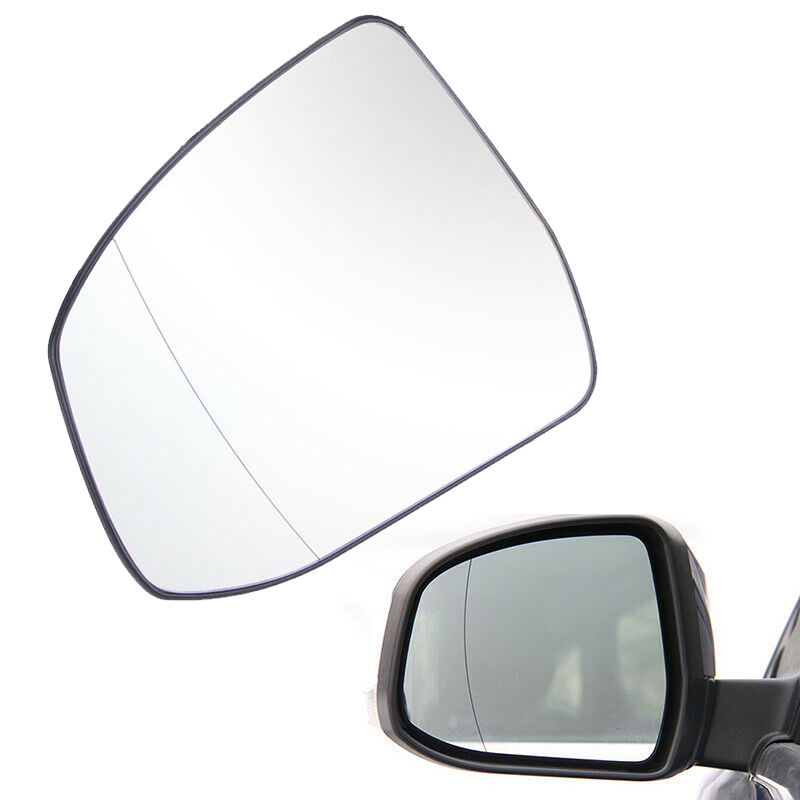 Right Driver side Wide Angle wing mirror glass for Ford B-Max 2012-2018 heated