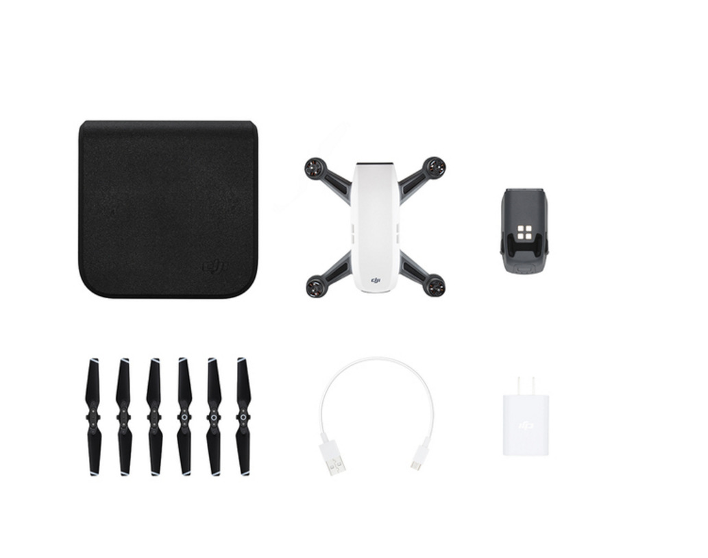 DJI Unmanned Aerial Vehicle Xiao Spark Mini Handheld Folding Almighty Set Smart Aerial UAV