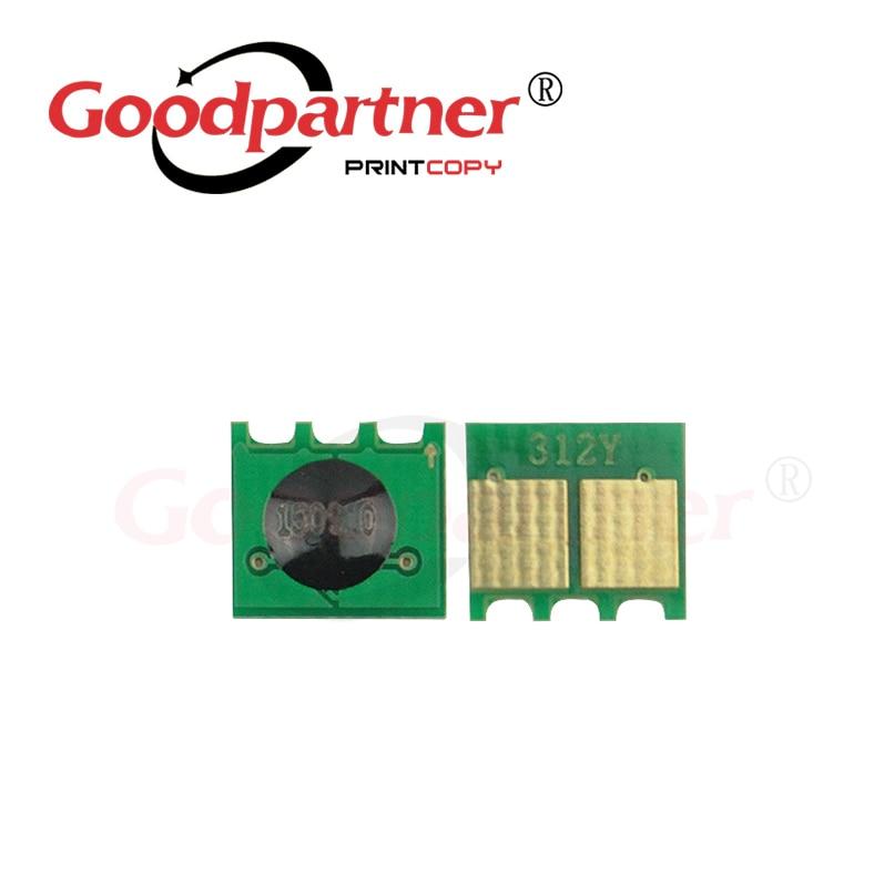 20PC X 126A CE310A CE311A CE312A CE313A Toner Cartridge Reset Chip For HP LaserJet Pro CP1020 CP1025 100 Color MFP M175 M275