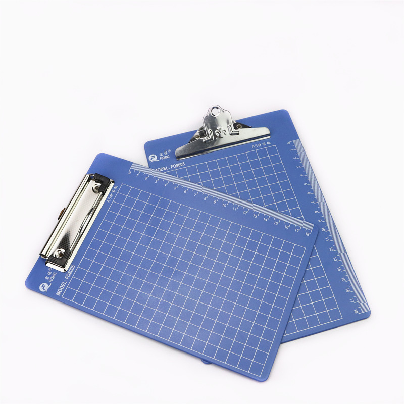 Wen Ni A5 Plastic Plate Holder / Paper Clip / Write Sub-plate Holder/clipboards,A5 Clipboard Free Shipping