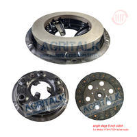 single clutch with clutch disc for Weituo tractor TY180 - TY254 with 8 inch 180.21.001 / TY284 - TY304 with 9 inch 300.21.001