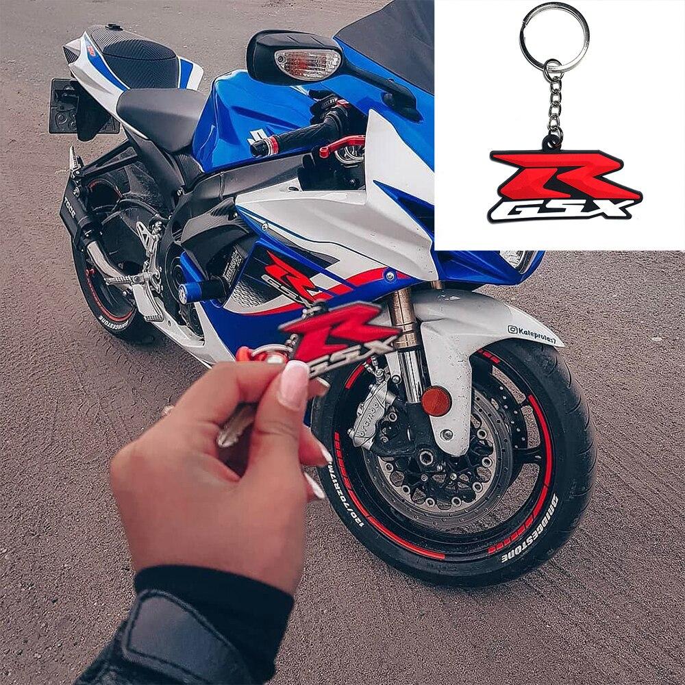 Купить модная модель мотоцикла брелок держатель для suzuki gsxr600