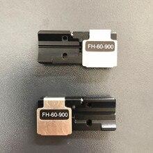 FSM 12S FSM 22S FSM 21S FSM 12R FSM 80S 62S 19S épisseuse à fusion de fibres 900um fibre cavalier support porte fibre FH 60 900