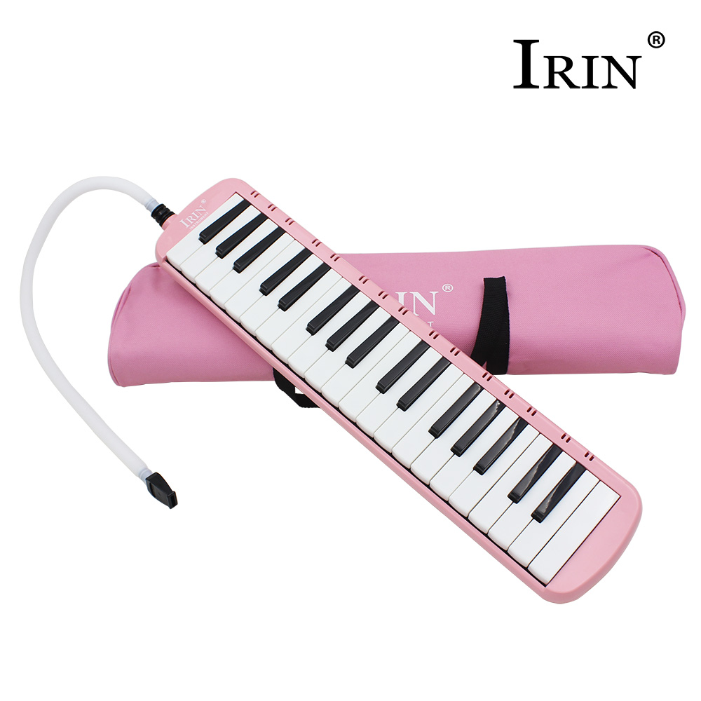 BATESMUSIC 37 Piano Keys Melodica Pianica Musical Instrument With Carrying Bag For Students Beginners Kids