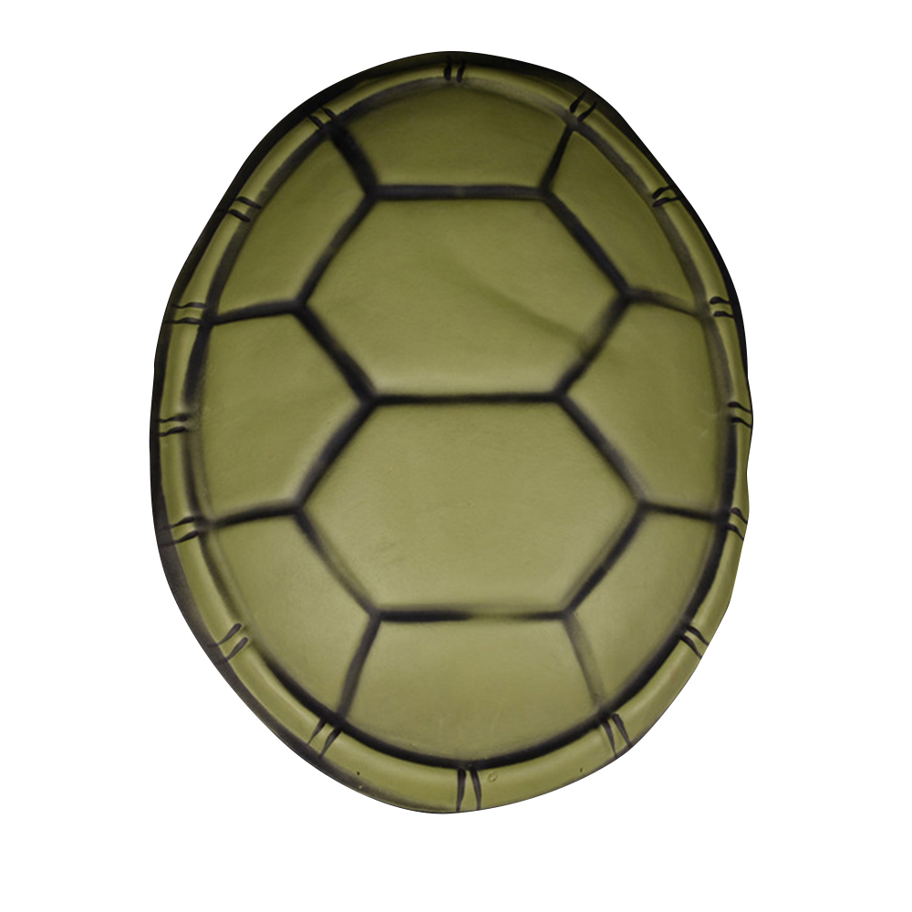 Turtle Shell Party Decoration Props Simulation Costume Cosplay Supplies Dress Up