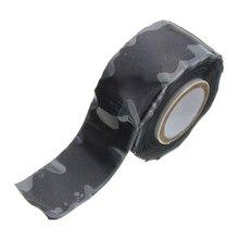 Водонепроницаемая Гипербарическая силиконовая производительная ремонтная лента склеивание спасательный провод теплостойкость JS22