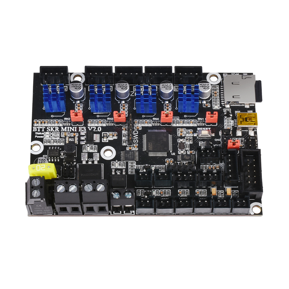 BIGTREETECH SKR Mini E3 V2.0 Control Board TMC2209 Driver+TFT35 E3 V3.0 Touch Screen For Ender 3 Pro/5 Upgrade 3D Printer Parts