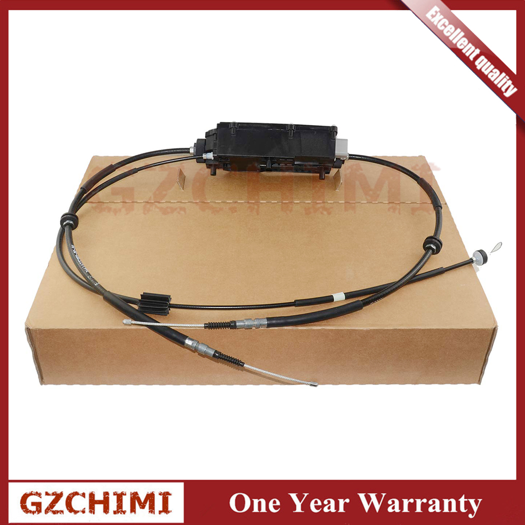 34436850289 בלם מפעיל עבור BMW E70 X5 E71 X6 34436850289 בלם מפעיל עם שליטה יחידה