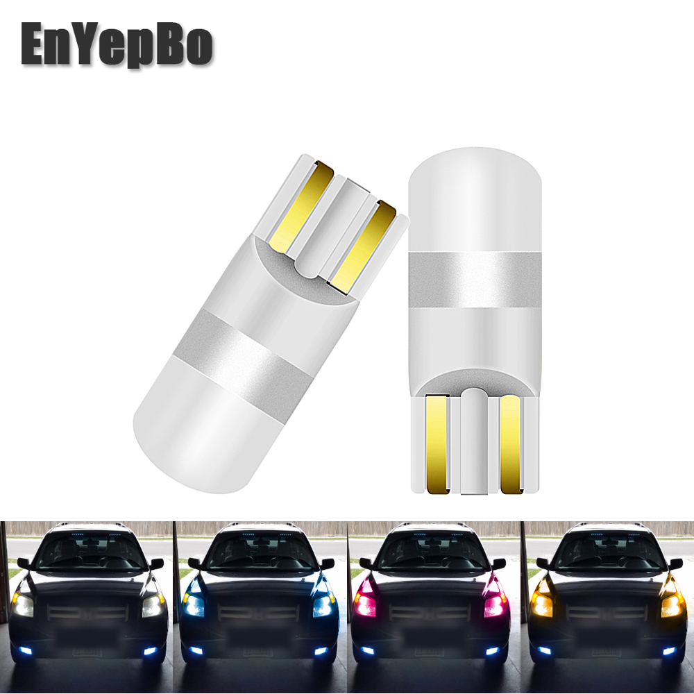 <font><b>Led</b></font> Car bulb T10 Parking Light For Kia K2 K3 K5 Rio Rio5 Soul Amanti Borrego Forte Magentis Optima <font><b>W5W</b></font> Clearance Lights <font><b>12V</b></font> image
