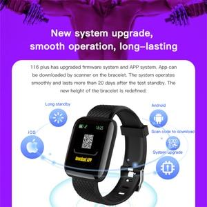 Image 5 - Gejian d13 homens relógio inteligente pressão arterial à prova dwaterproof água smartwatch feminino monitor de freqüência cardíaca fitness relógio esporte para android ios