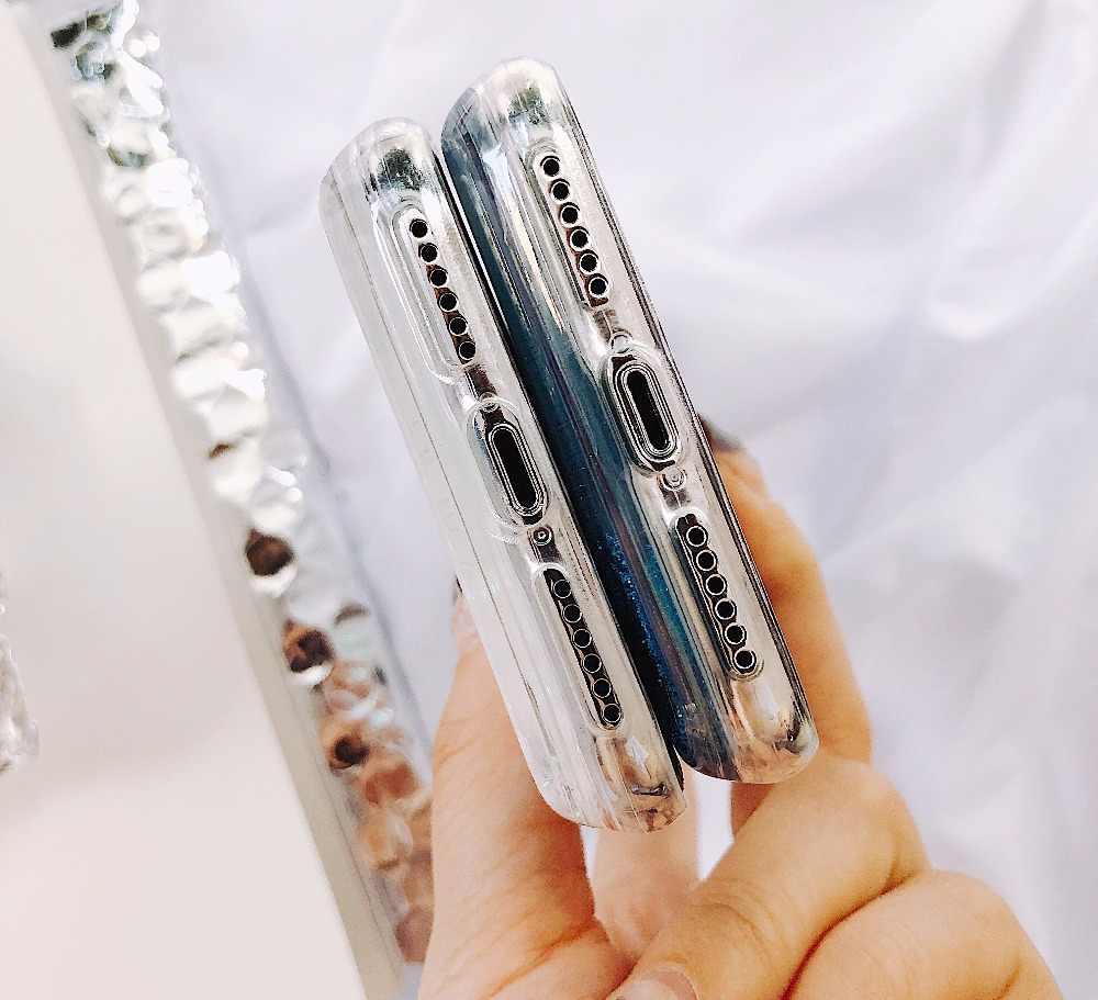Brillo arenas movedizas funda para Huawei Honor 20 10i 20i Mate 30 8 9 10 20 P8 P9 P10 P20 P30 funda de teléfono dinámica líquida Pro Lite