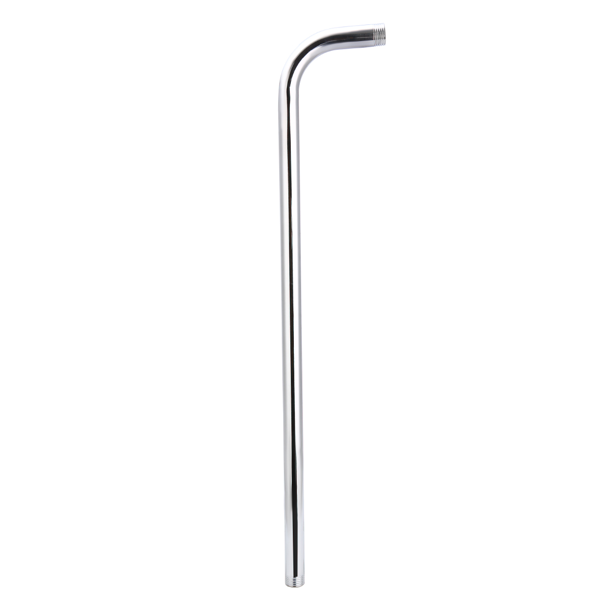 24 Inch 60cm Stainless Steel Wall Mounted Tube Rain Bathroom Fixtures Replacement Shower Head Shower Arms