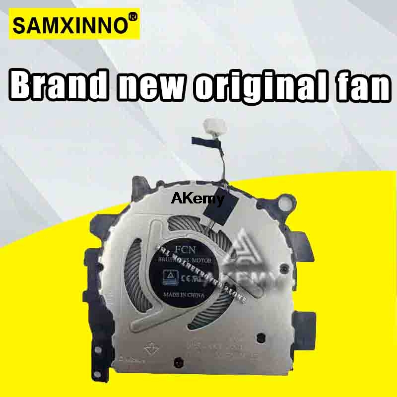 Laptop CPU cooling fan for FCN 4 MBLNFA0I30 43K 0EP DFS501105FR0T FG06 5V 0.5A R