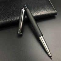 Creative Signature Ballpoint Pen School Office Suppliers Set Stationery Refill 0.5 mm Roller Ball Pen Novelty Gel Pen Best Gift