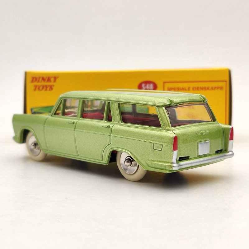 DeAgostini 1:43 Dinky Toys 548 Fiat 1800 Station Wagon Diecast Models Car