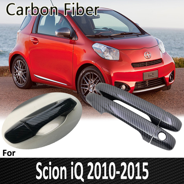 Details about  /Set of 2 Front Black MGP Caliper Covers for 2012-2015 Scion iQ