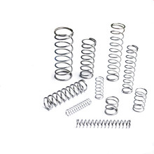 Compression-Spring-Wire-Diameter Spring-Length Stainless-Steel Small Micro 10mm 5mm-50m